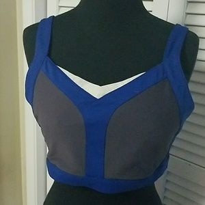 Fabletics sports bra Size large